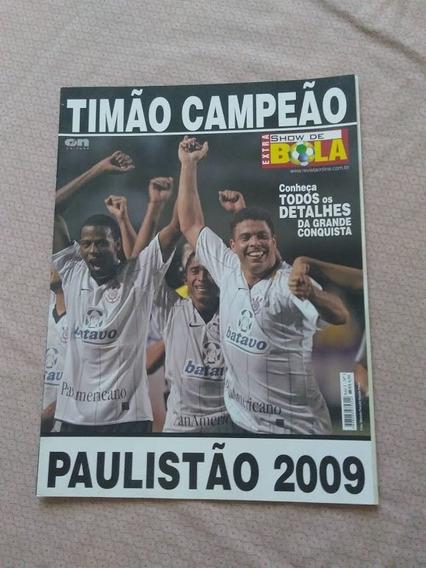 Revista Timão Campeão Paulistão 2009