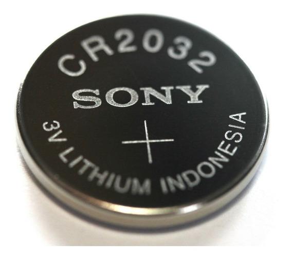 Bateria Cr2032 Sony 3 Volts
