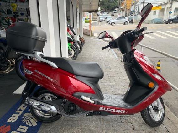 Suzuki Burgman 125i 2018 Apenas 3.000 Kms Rodados