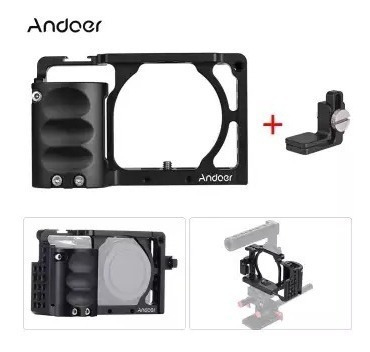 Cage Para Sony A6300 E A6500