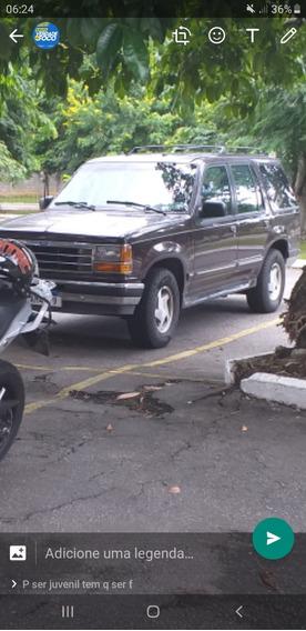 Ford Explorer 2x4 4.0