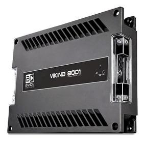 Módulo Amplificador Banda Viking 8001 8000 Wrms 1 Ohm