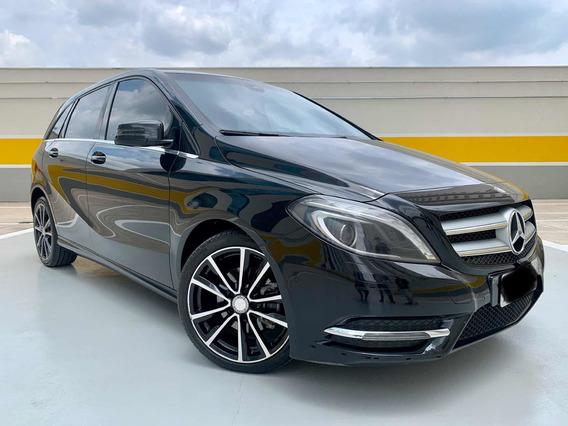 Mercedes-benz B 200 Sport - 2014 - Blindado Iiia - Impecável
