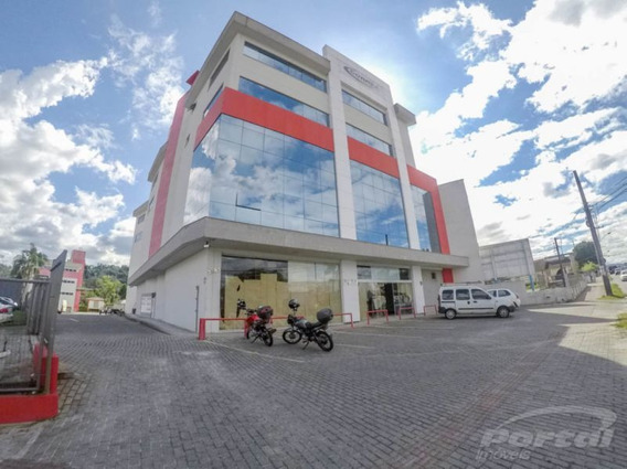 Excelente Sala Comercial Com Aproximadamente 508m² Localizada No Bairro Itoupava Norte. - 3579316l