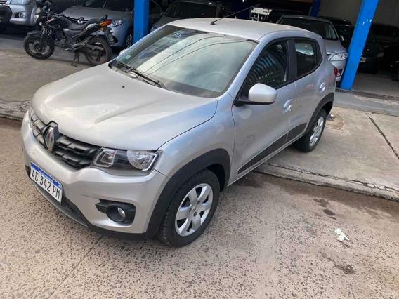 Renault Kwid 2018 1.0 Sce 66cv Intense