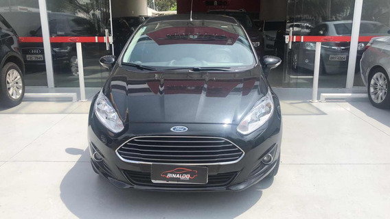 Ford Fiesta 1.6 16v Titanium Flex Powershift 5p 2016