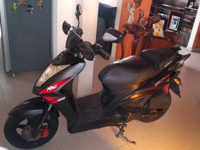 Agility Rs 125 Naked
