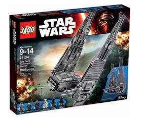 Lego Original Lacrado Kylo Ren