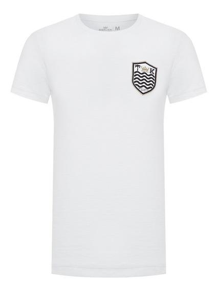 Camiseta Masculina Osklen Rough