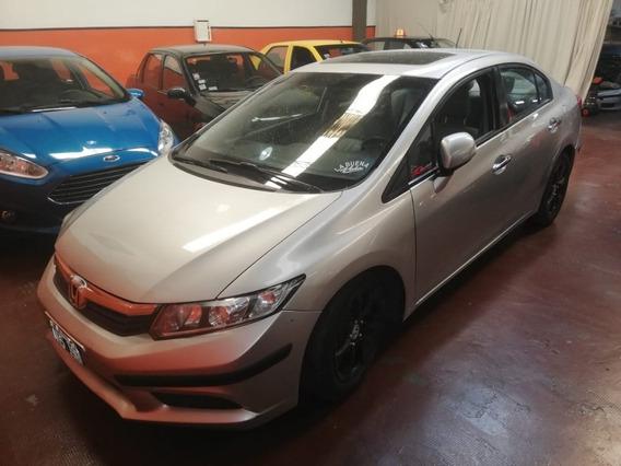Honda Civic 1.8 Exs Hermoso No Se Lo Pierda