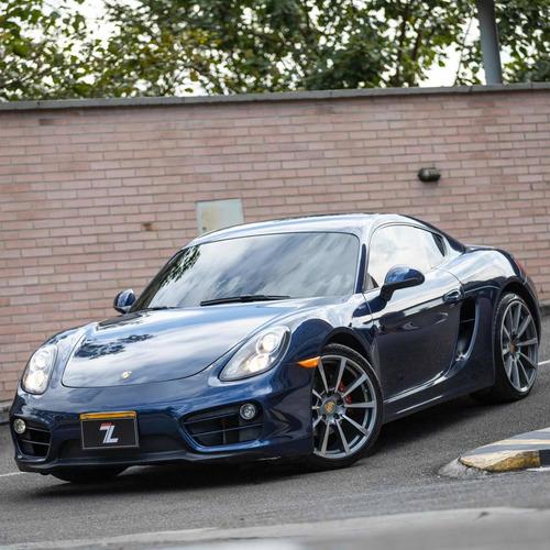 Imagen 1 de 15 de Porsche Cayman 2.7 Coupe