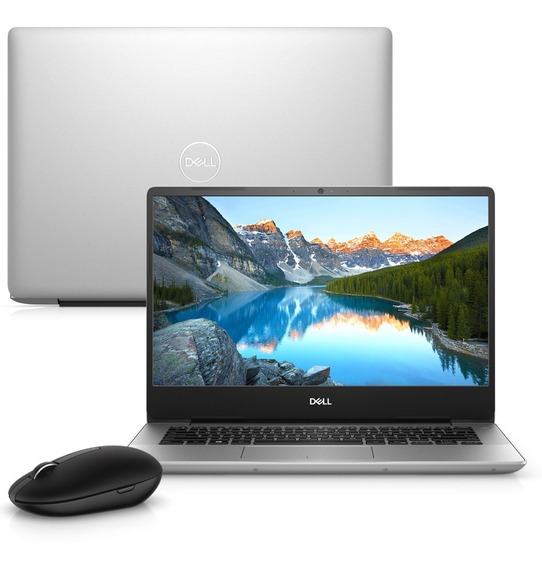 Notebook Dell I14-5480-m30m Ci7 8gb 256gb Ssd Fhd 14 Mouse