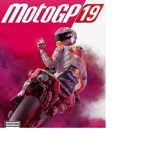 Motogp 19-pc-dvd(midia Fisica)