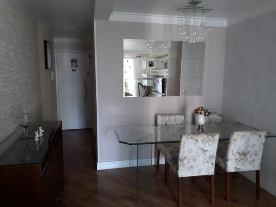 Apartamento Residencial Em São Paulo - Sp - Ap0561_prst
