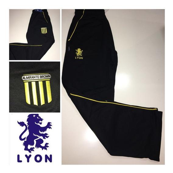 Pantalon De Entrenamiento Almirante Brown Lyon Original