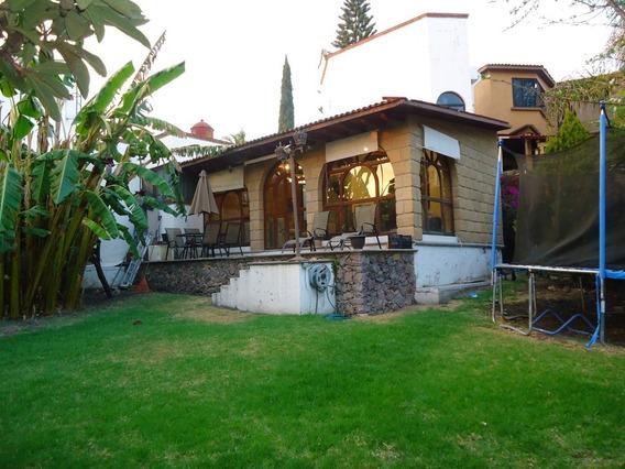 Renta Casa Villas Del Meson Juriquilla Amplio Jardin