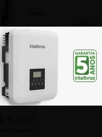 Invensor Solar On Grid 3.3kwp Intelbras Egt12033x