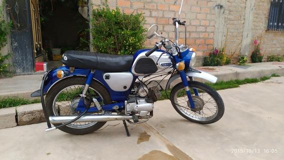 Yamaha Dt 80 Deluxe Full