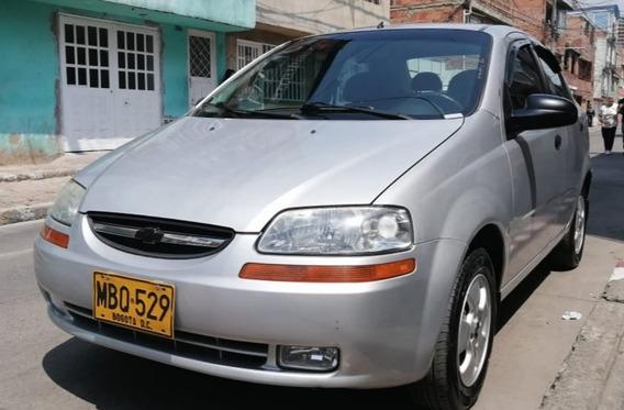 Chevrolet Aveo Chevrolet Aveo Familier 2012 Aa 1500 Cc 2012