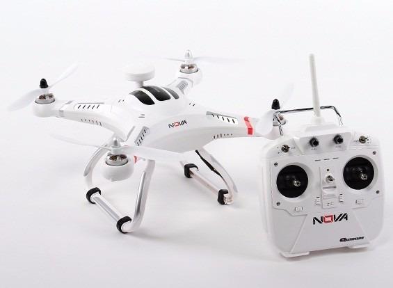 Drone Quanum Nova Gps Waypoint Go-home Melhor Que Cx-20