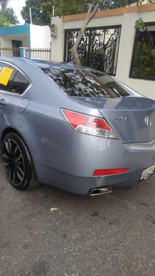 Acura Tl 2010 Azul