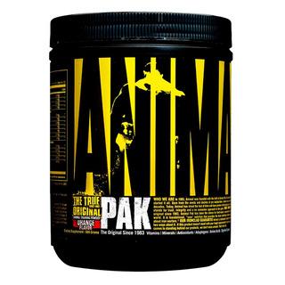 Animal Pak 383 Grs Universal Nutrition Polvo Multivitaminico Antioxidante Con Proteina Isolado Aminos