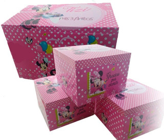 Sorpresitas Premium Cajas De Madera 10