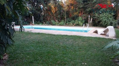Imagem 1 de 21 de Chácara Com 3 Dormitórios À Venda, 1000 M² Por R$ 670.000,00 - Chácara Viracopos - Indaiatuba/sp - Ch0103