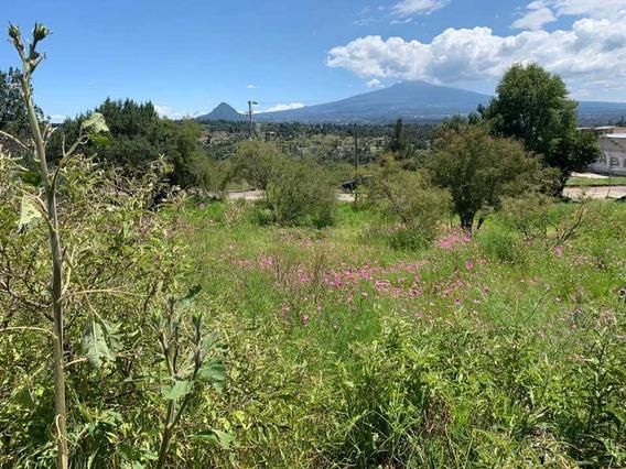 Terreno Con Hermosa Vista A La Malinche