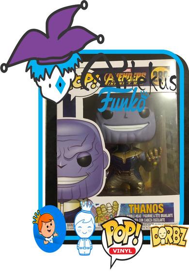Funko Thanos Infinity War *arlekus*