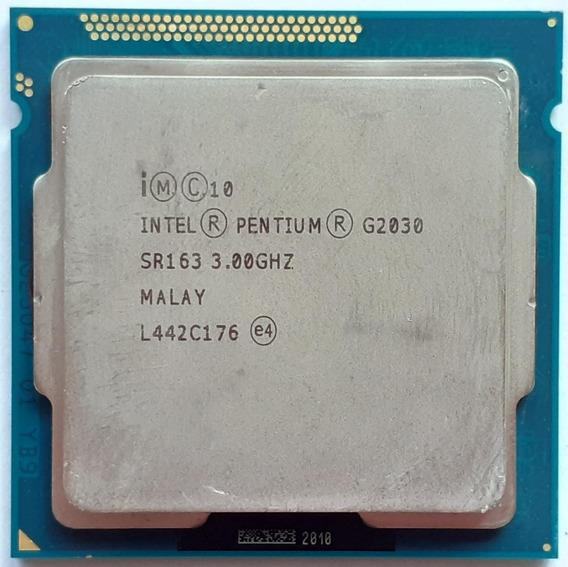 Processador Intel Pentium G2030 3.00ghz Socket 1155