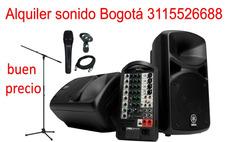 Alquiler De Sonido Y Luces Bogota
