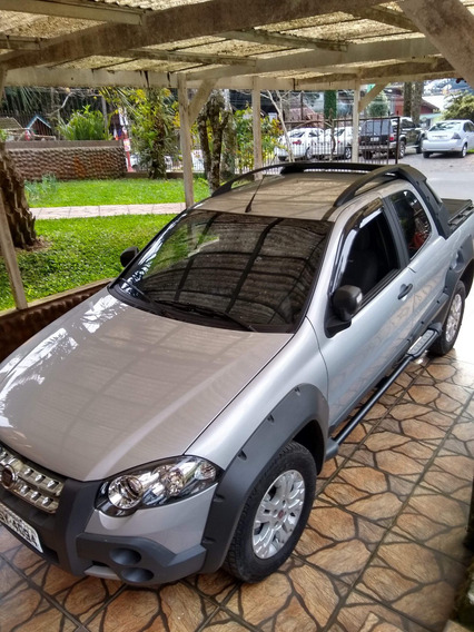 Fiat Strada Adventure Cd Cabine Dupla