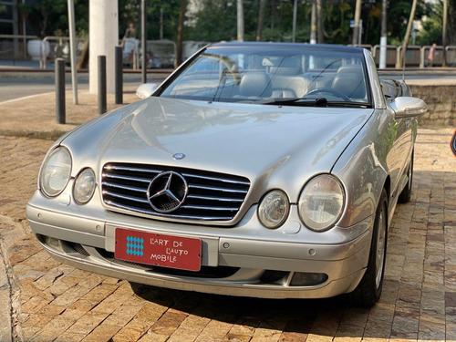 Mercedes-benz Clk 320 3.2 Elegance Cabriolet V6 Aut - 2000