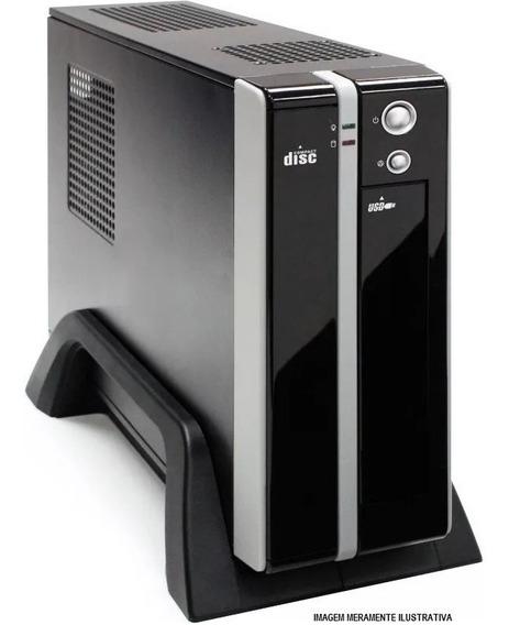 Mini Computador Dual Core, 4gb, Hd Ssd 120gb, Hdmi, Wifi
