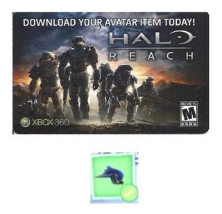 Halo Reach Banshee Avatar Item Exclusivo Código Xbox 360