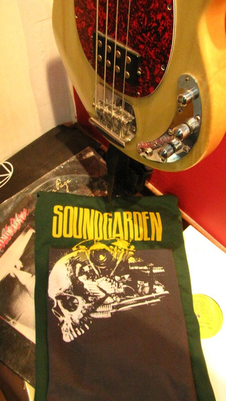 Remera Soul - Mod. Soundgarden