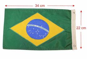 Bandeira: Brasil/mergulho/pirata/timão/verdão/tricolor.