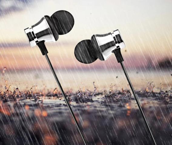 Fone De Ouvido Bluetooth Pontas Magéticas Estéreo Esportes