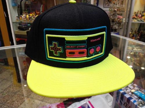 Gorra Nintendo-nes Controller Moda Geek