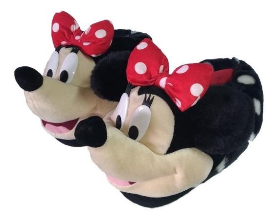 Pantufa Minnie Original