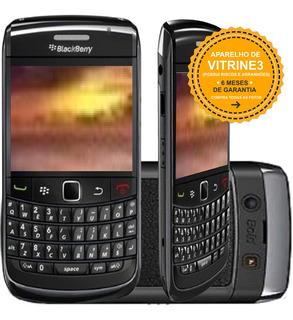 Celular Blackberry Bold 9780 Single 3g 5mp Preto Vitrine 3