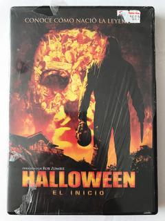 Halloween El Inicio Dvd Terror Nuevo Y Sellado Rob Zombie