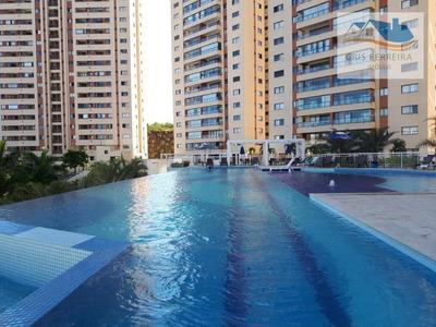 Apartamento Com 3 Dormitórios À Venda, 106 M² - Ap0174