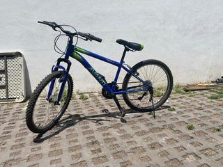 Bicicleta De Montaña Rodada 24, Marca Avanti, 9 Velocidades
