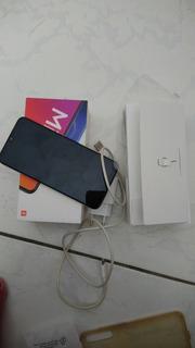 Celular Xiaomi Mi A3 Branco 4 Ram 128 Gb Memoria