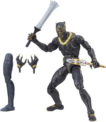 Imagen 1 de 3 de Marvel Legends. Erik Killmonger Okoye Baf