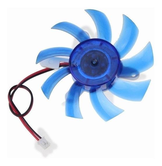 75mm Cooler Fan Placa De Video Nvidia Amd Intel Ventoinha