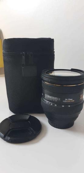 Sigma 24-70mm F/2.8 Para Canon
