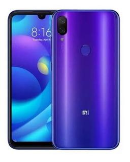 Celular Xiaomi Mi Play 4gb Ram - 64gb - Azul
